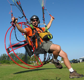 PlanetPPG Powered Paragliding